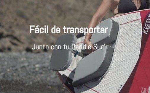 PaddleSit. El nuevo asiento ergonómico para Paddle Surf