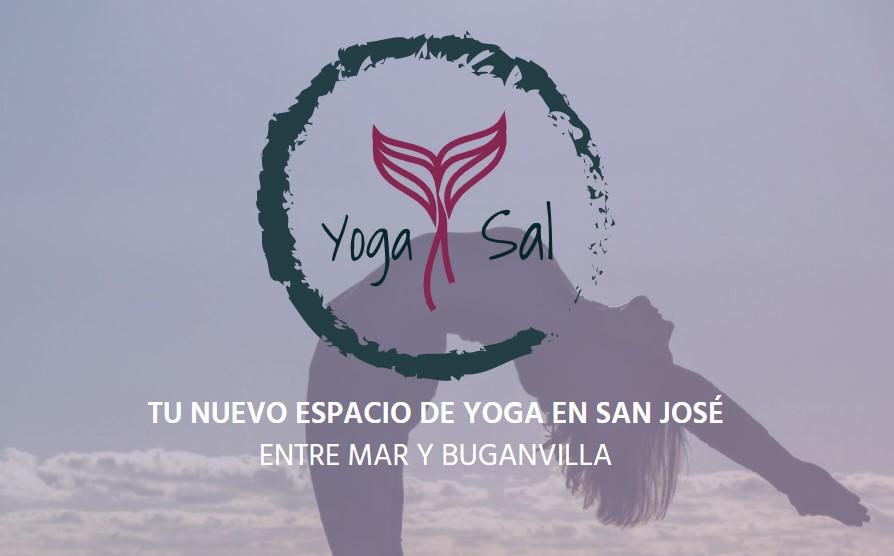 Yoga y Sal. Tu nuevo espacio de yoga en San José